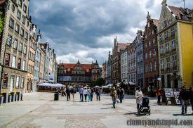 Old Town in Gdańsk/ Stare Miasto w Gdańsku