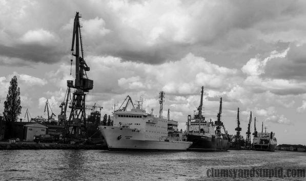 Gdansk Shipyard/ Stocznia Gdańska
