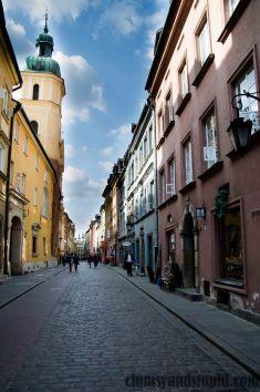 Warsaw Old Town/ Stare Miasto, Warszawa