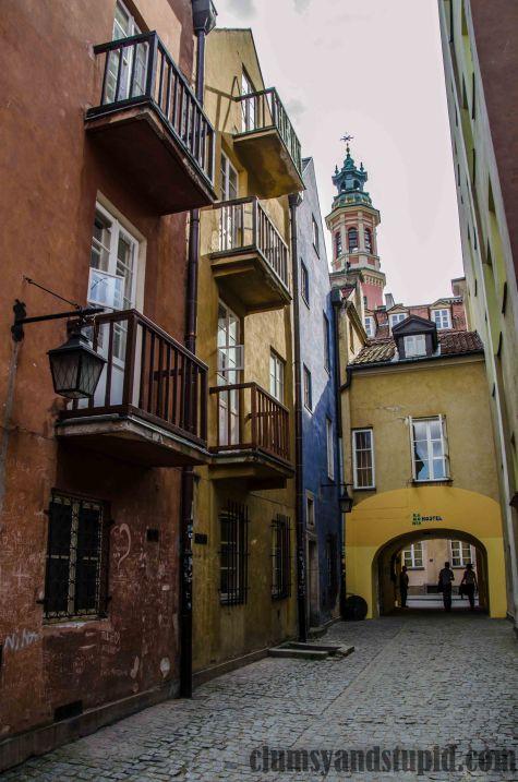 Warsaw/Warszawa