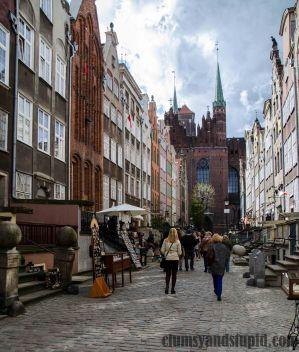 Gdańsk Old Town/ Stare MIasto, Gdańsk