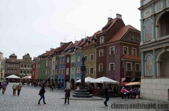 Main Square, Poznań/ Stary Rynek w Poznaniu
